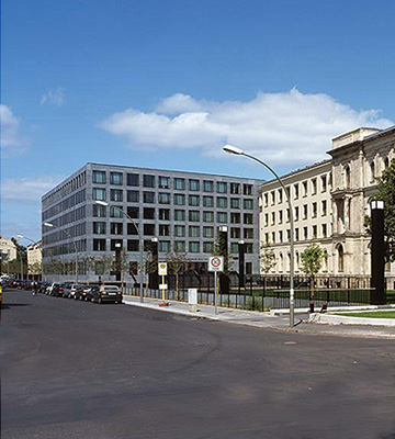 Bundesministerium für Verkehr, Bau und Stadtentwicklung | Berlin