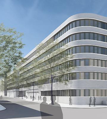 Deutsche Rentenversicherung Bund Eisenzahnstraße | Berlin