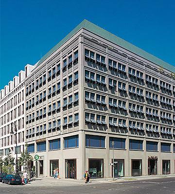 Sitz der Europäischen Union | Berlin