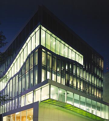 Verwaltungsgebäude Niederländische Botschaft | Berlin
