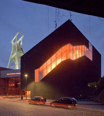 Erweiterungsbau Deutsches Bergbaumuseum | Bochum