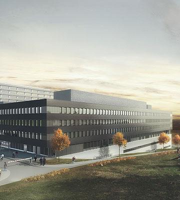 Ruhruniversität Bochum Ersatzneubau Gebäude G D