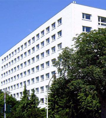 UN Campus – Dienstsitz der Vereinten Nationen | Bonn