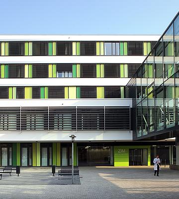 Modulbauklinik Universitätsklinikum | Bonn