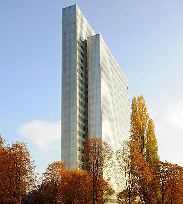 Dreischeibenhaus | Düsseldorf