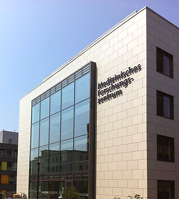 Campus Center eingeweiht