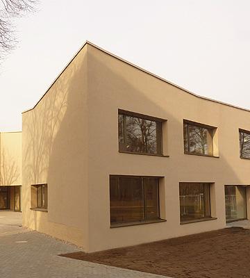 Europaschule und Hort am Gutspark I Falkensee