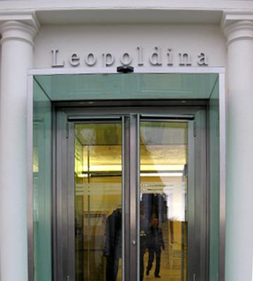 Hauptgebäude der Deutschen Akademie der Naturforscher Leopoldina | Halle