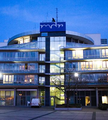 Mitteldeutscher Rundfunk Hörfunkzentrale | Halle