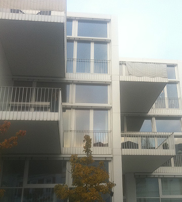 Wohnhaus Alsterkamp 17 | Hamburg