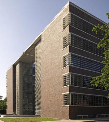 Forschungsgebäude der Uniklinik Hamburg-Eppendorf