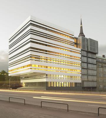 Bürogebäude Willy-Brandt-Straße | Hamburg