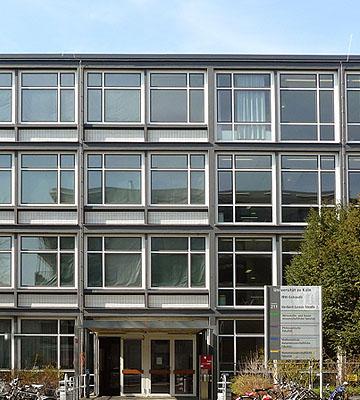Uni zu Köln, Gebäude 211