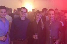 Weihnachtsfeier im Fachbereich TGA der TH Köln mit WINTER