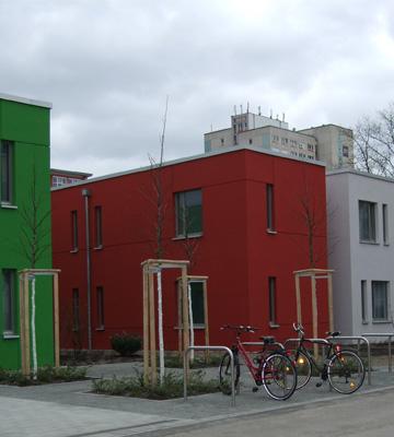 Wohnstätte für Menschen mit Behinderungen I Leipzig-Schönefeld