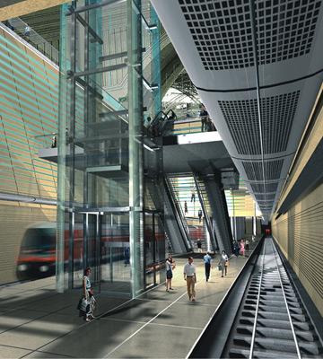 City Tunnel | Leipzig