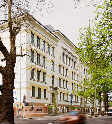 Erich-Zeigner-Grundschule I Leipzig