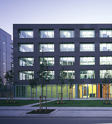 Bürohaus I Luxemburg