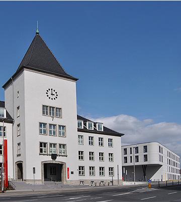 Kultur- und Bildungszentrum Rathaus Moers